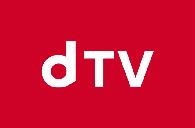 ドコモの動画配信サービスdTVのイメージ