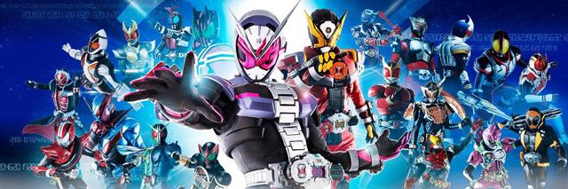 仮面ライダーシリーズ集合のイメージ
