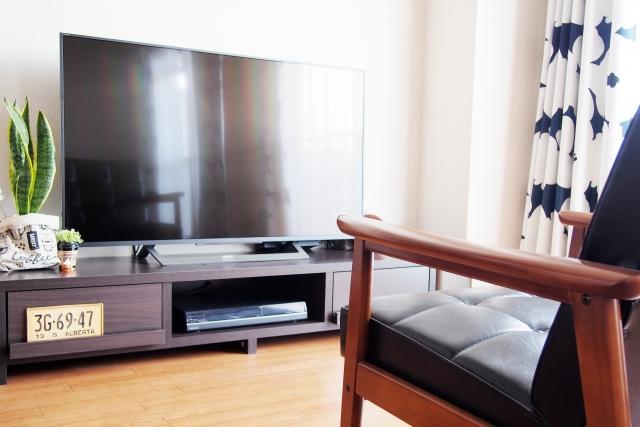 TV_in_リビング